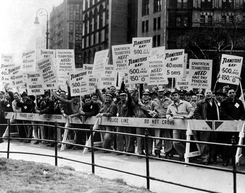 La huelga que origió el Día Internacional de los Trabajadores