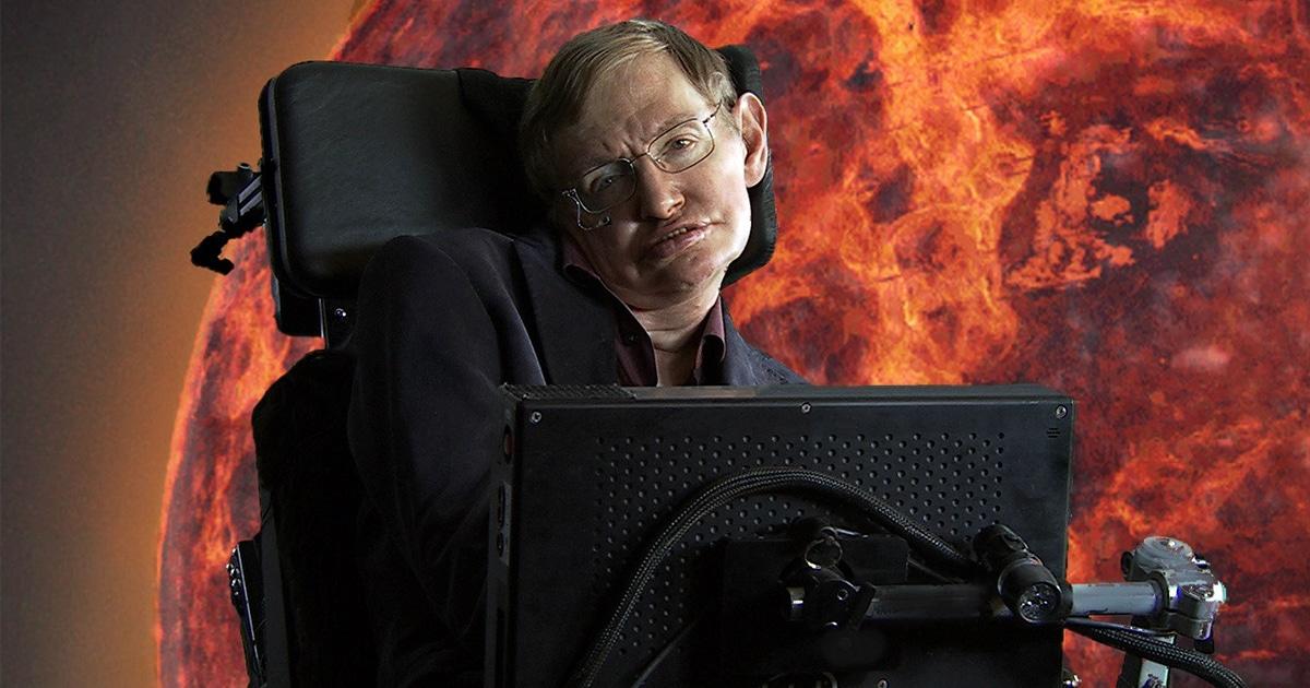Ha fallecido Stephen Hawking a los 76 años