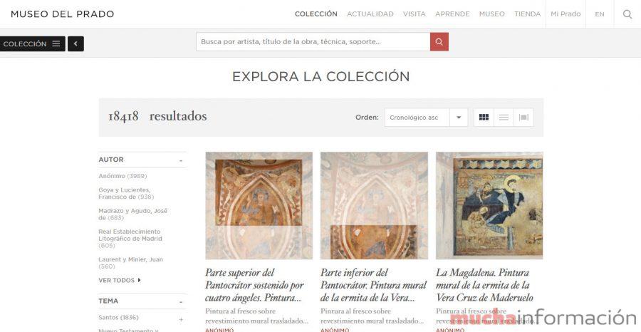 Colección del Museo del Prado