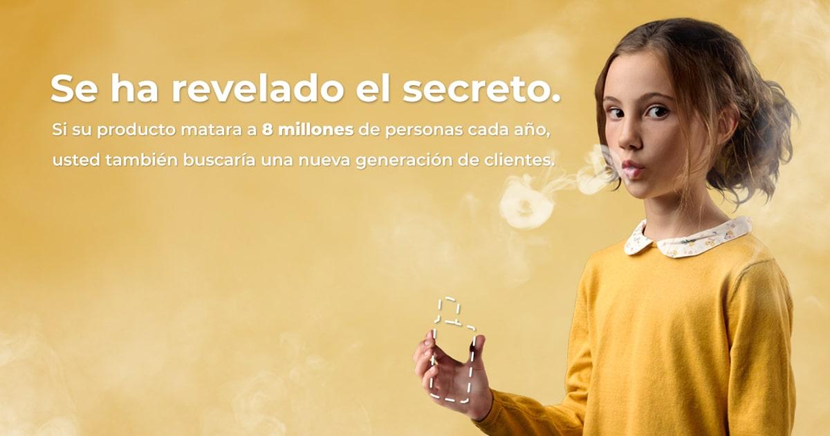 El Día Mundial sin Tabaco 2020 se centra en proteger a niños y adolescentes